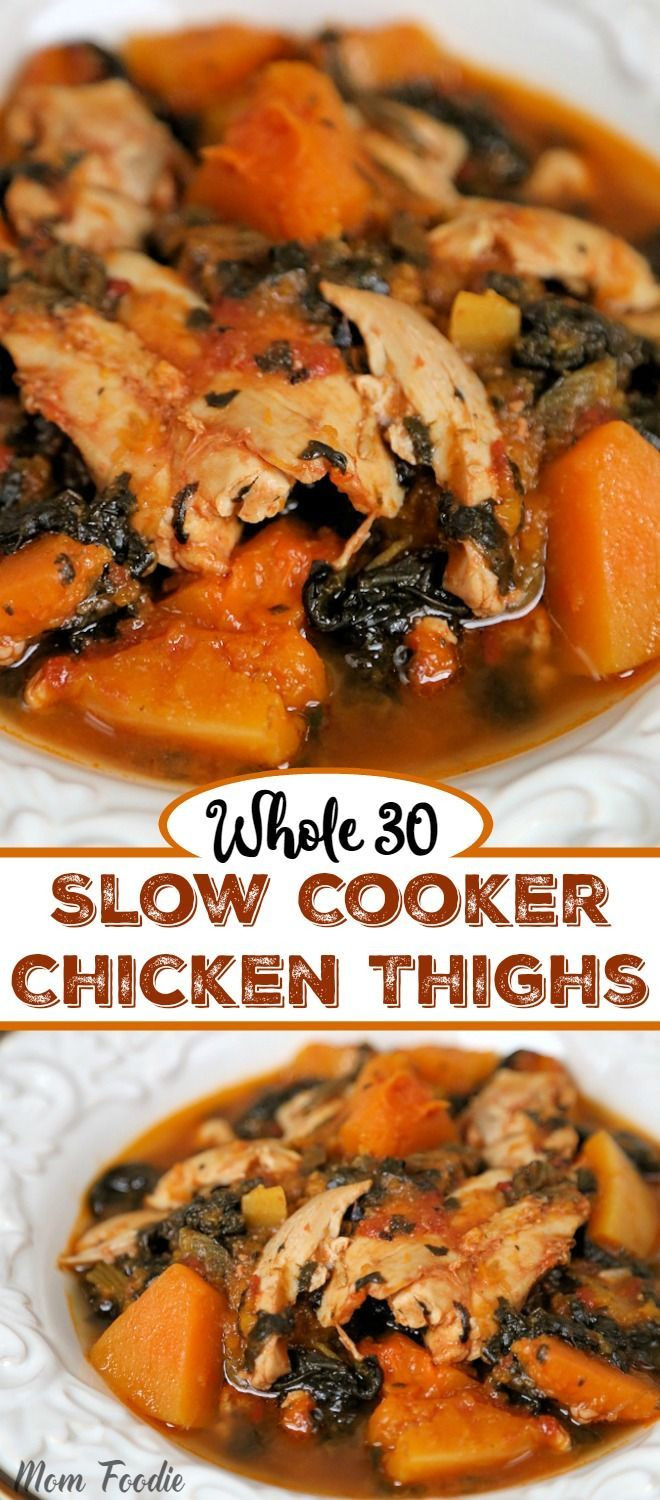 Boneless Skinless Chicken Thighs Slow Cooker  Best 25 Skinless chicken thighs ideas on Pinterest