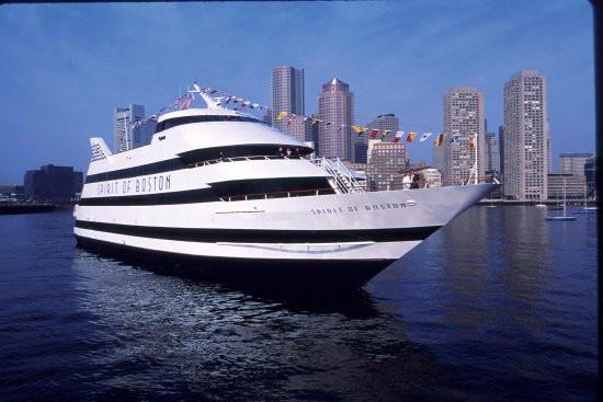 Boston Harbor Dinner Cruises  Swan Boats Boston MA Top Tips Before You Go TripAdvisor