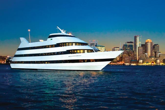 Boston Harbor Dinner Cruises  Dinner Cruises on Boston Harbor
