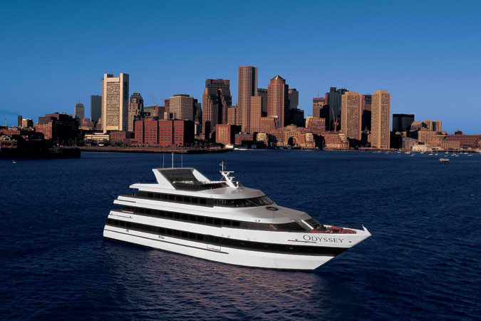 Boston Harbor Dinner Cruises  The Odyssey Embarks on Voyages to the Heart with Valentine