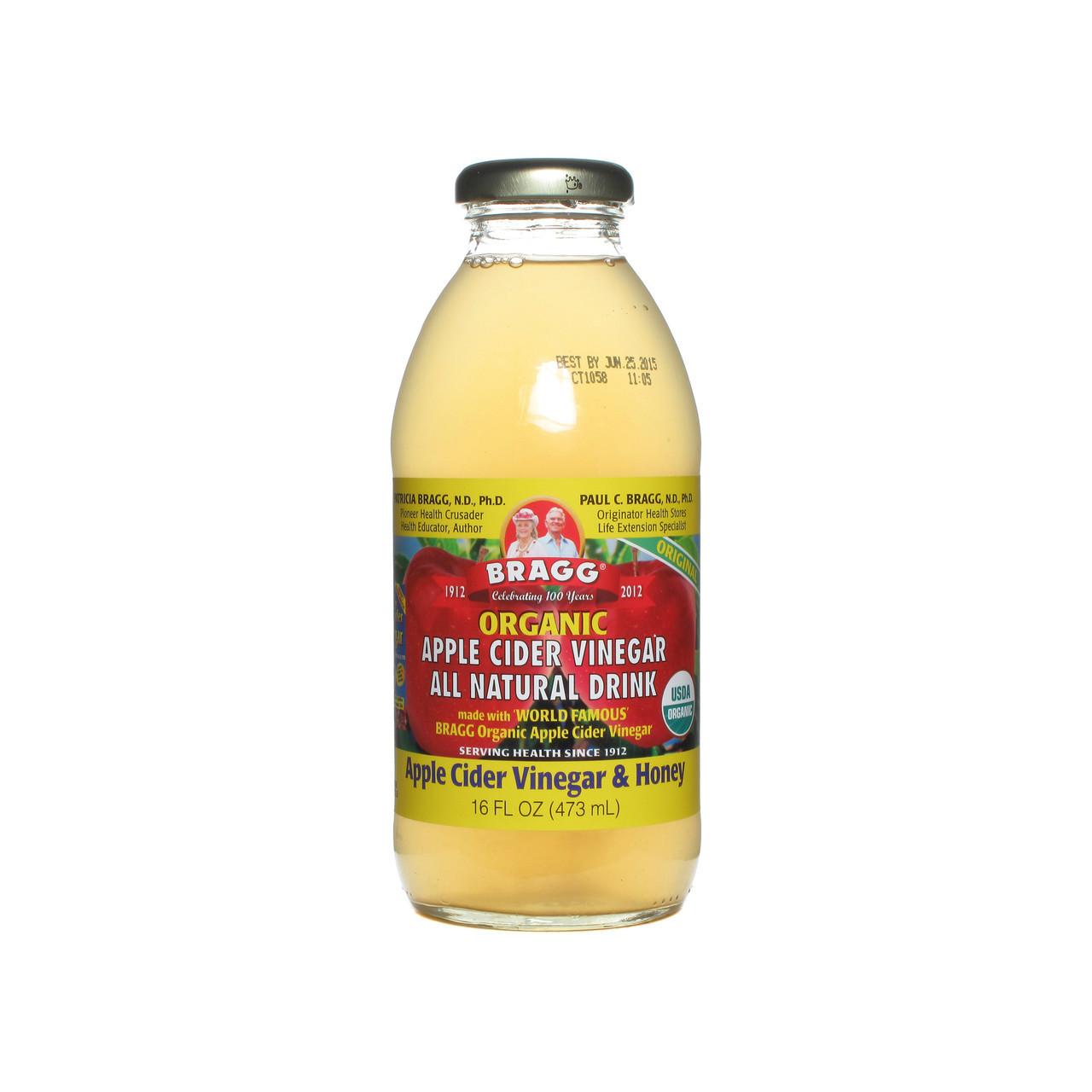 Braggs Apple Cider Vinegar Drink  Apple Cider Vinegar Drink