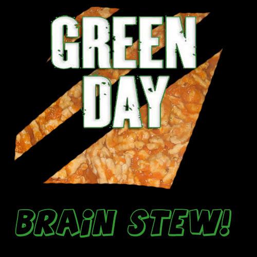 Brain Stew Green Day  Brain Stew Jaded Green Day