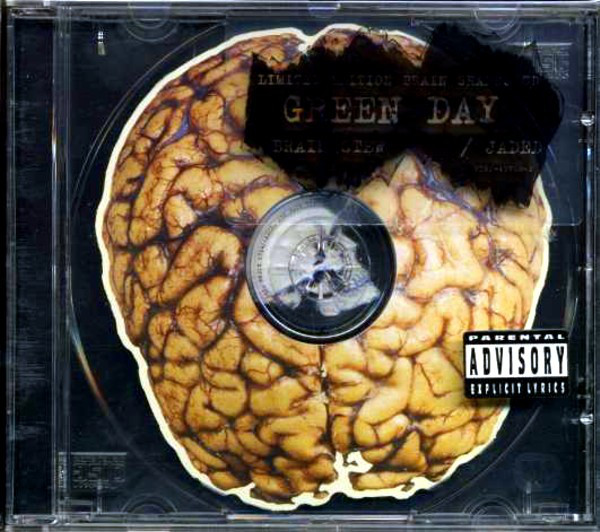Brain Stew Green Day  Green Day Brain Stew Jaded CD at Discogs