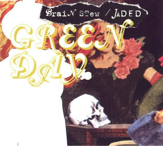 Brain Stew Green Day  Maximum Green Day