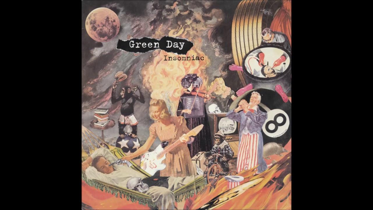 Brain Stew Green Day  Green Day Brain Stew Jaded Vocals ly
