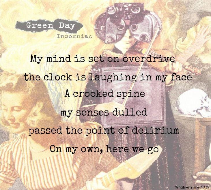Brain Stew Lyrics  1000 images about Green Day on Pinterest