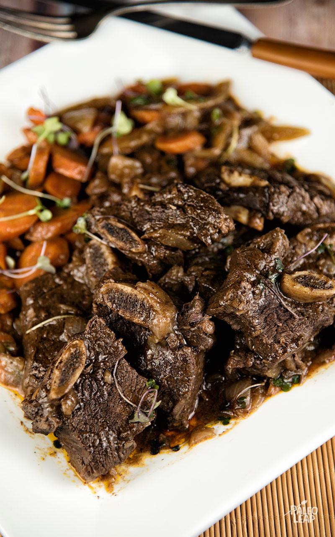 Braised Beef Short Ribs  Braised Beef Short Ribs
