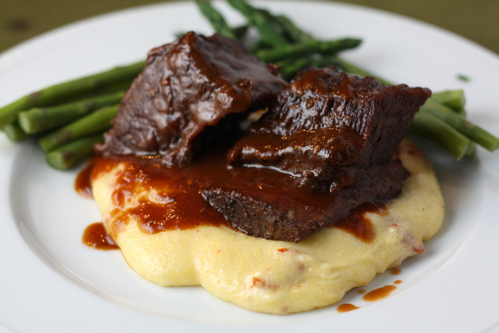 Braised Beef Short Ribs  Braised Short Ribs a Hearty Recipe for Autumn Perfectly