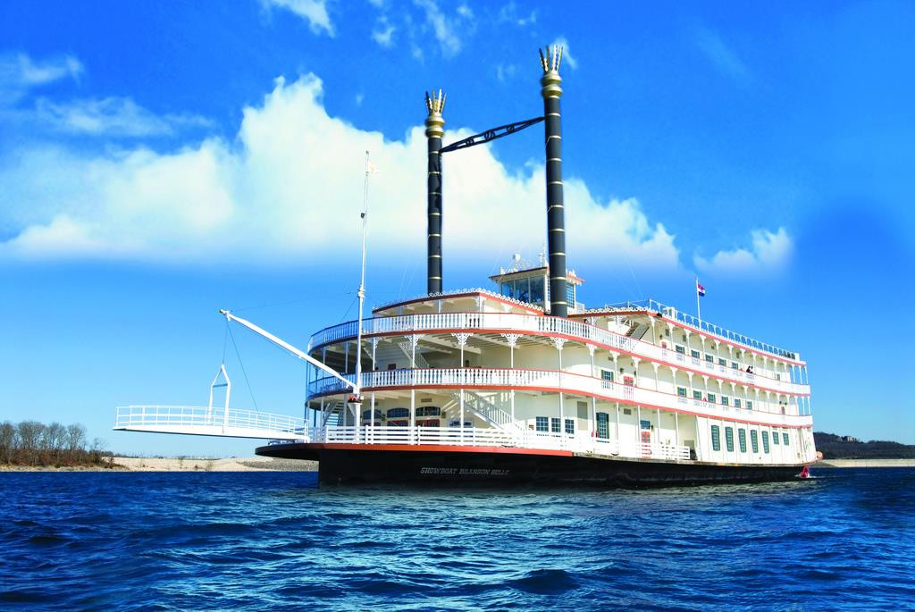 Branson Dinner Cruise  Showboat Branson Belle Packages Branson Travel fice