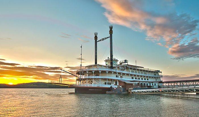 Branson Dinner Cruise  Branson Showboat Dinner Cruise Xperience Days