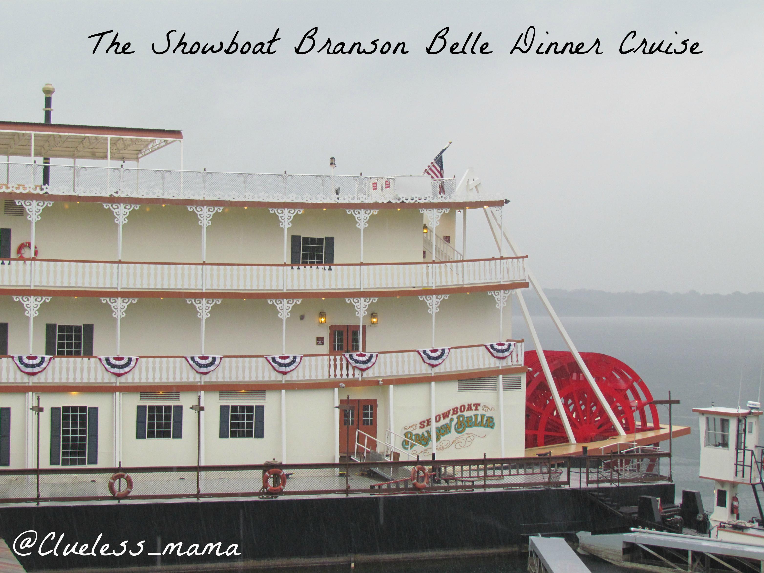 Branson Dinner Cruise  Showboat Branson Belle Dinner Cruise Review ExploreBranson