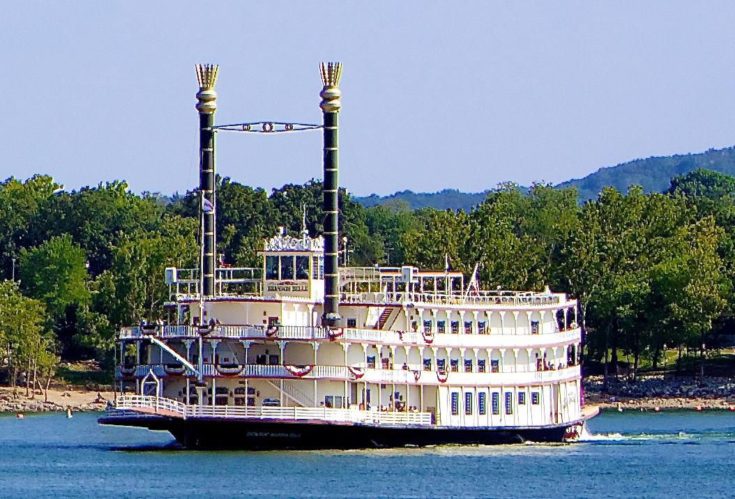Branson Dinner Cruise  Showboat Branson Belle Wikiwand
