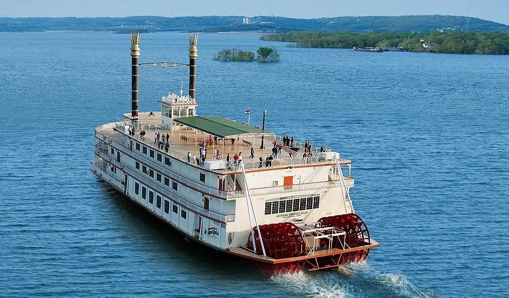 Branson Dinner Cruise  Showboat Branson Belle Branson Travel fice