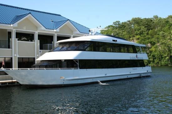 Branson Dinner Cruise  River Princess Lake Tany o dinner cruise Picture of
