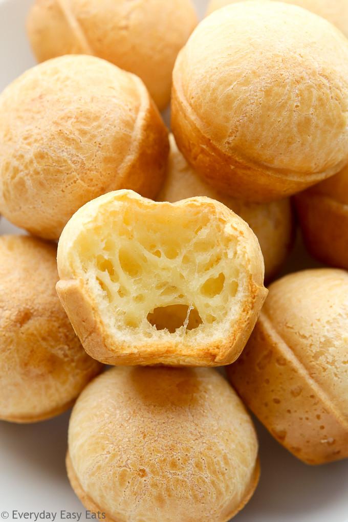 Brazilian Cheese Bread Recipe  Gluten Free Brazilian Cheese Bread