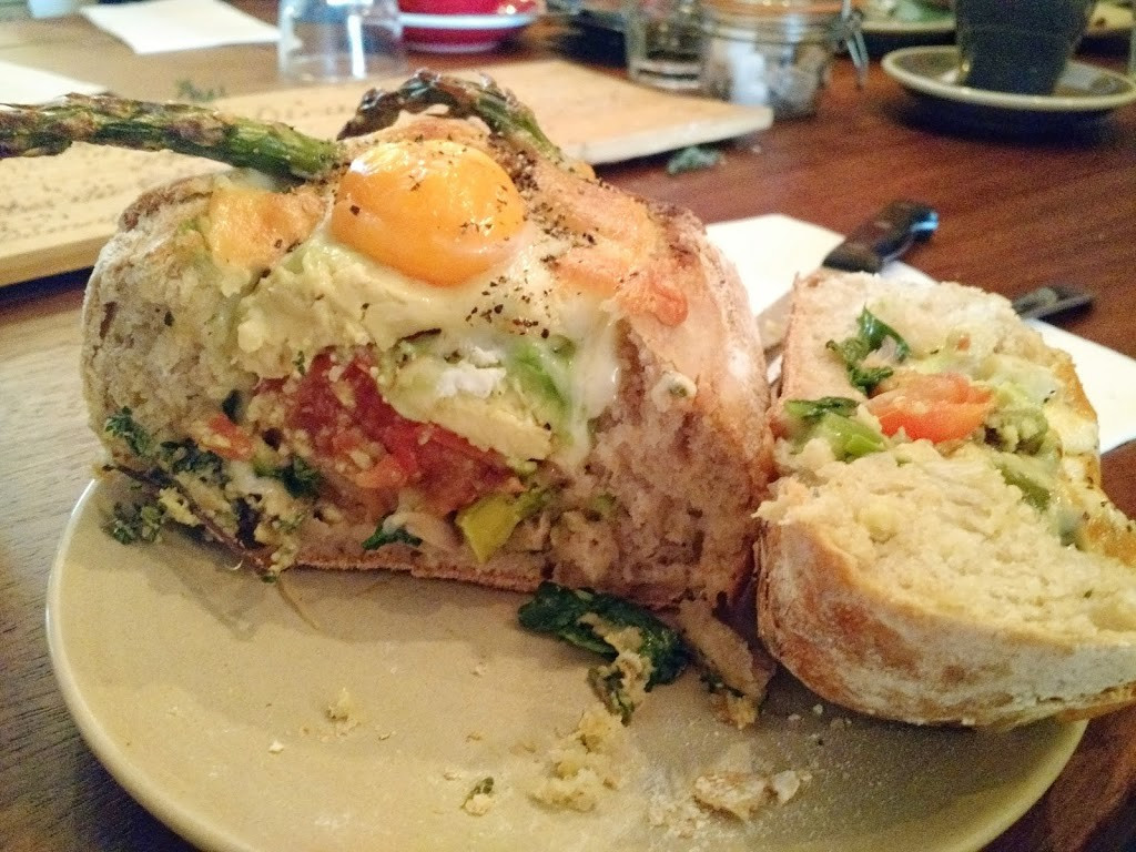 Bread And Breakfast  bread – Slimy Yet Satisfying