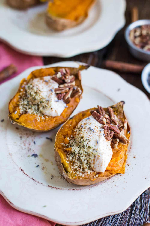 Bread And Breakfast  sweet potato pineapple breakfast bread