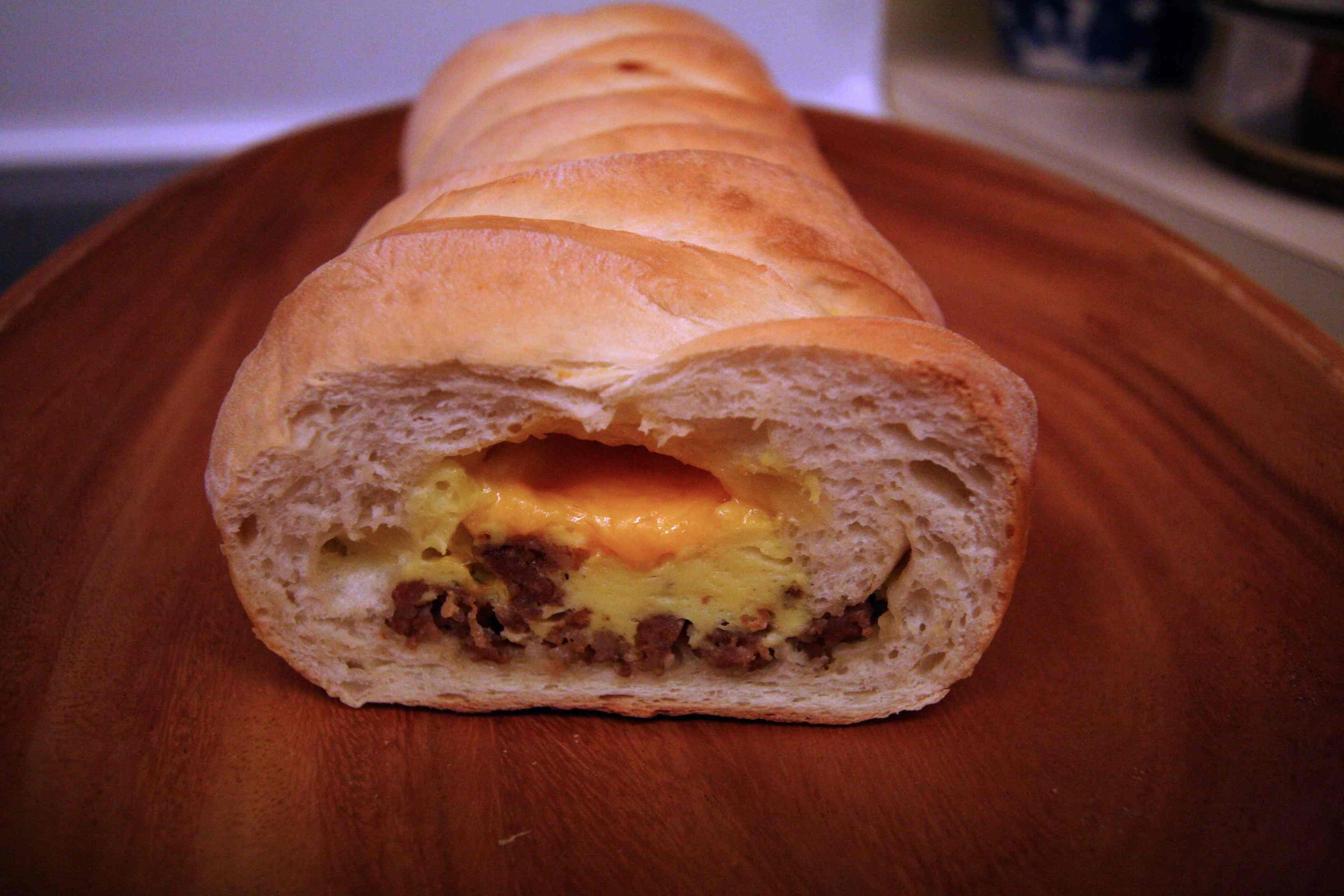 Bread And Breakfast  Braided Breakfast Bread