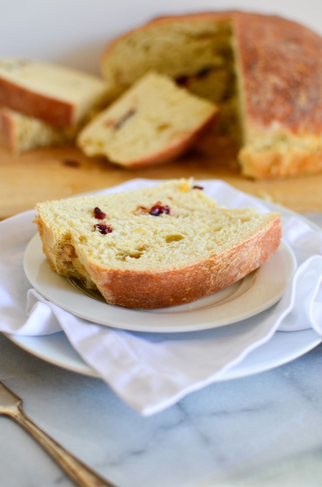 Bread And Breakfast  Apricosa Italian Breakfast Bread
