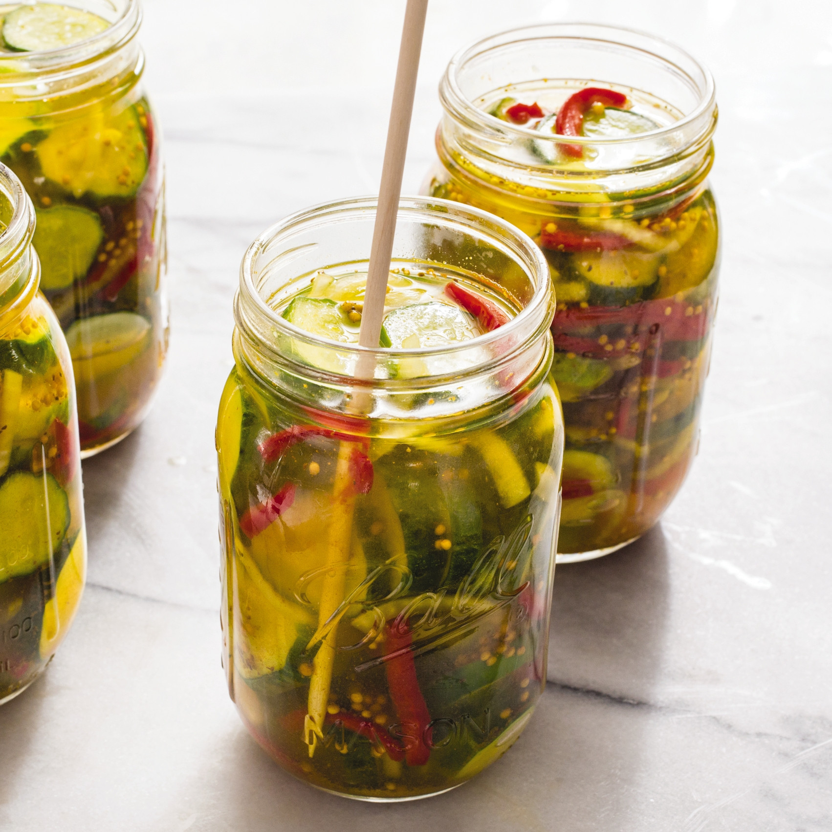 Bread And Butter Pickle Recipes  Bread and Butter Pickles