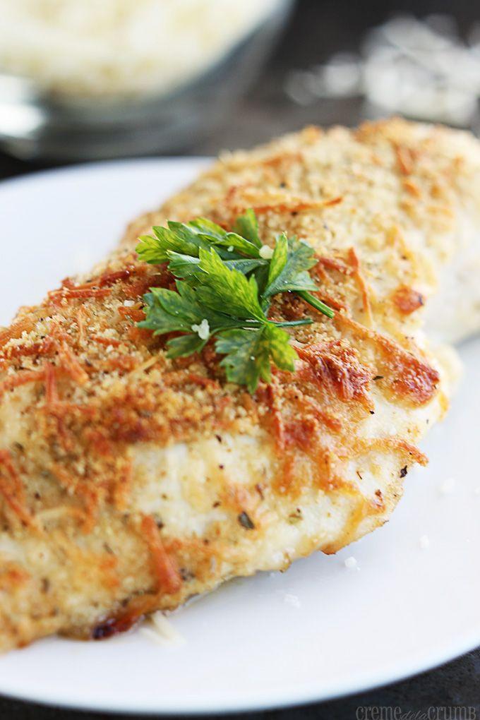 Bread Crumbs Recipe  Garlic Parmesan Chicken Recipe