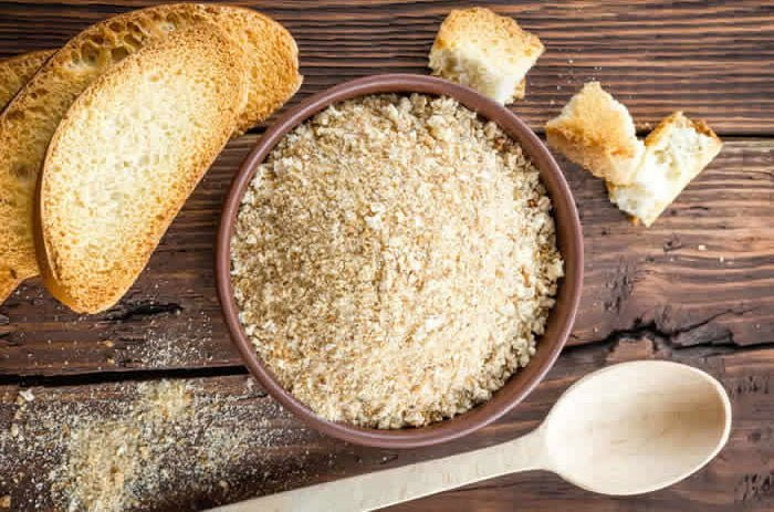 Bread Crumbs Recipe  Homemade Bread Crumbs Healthy Food Recipes