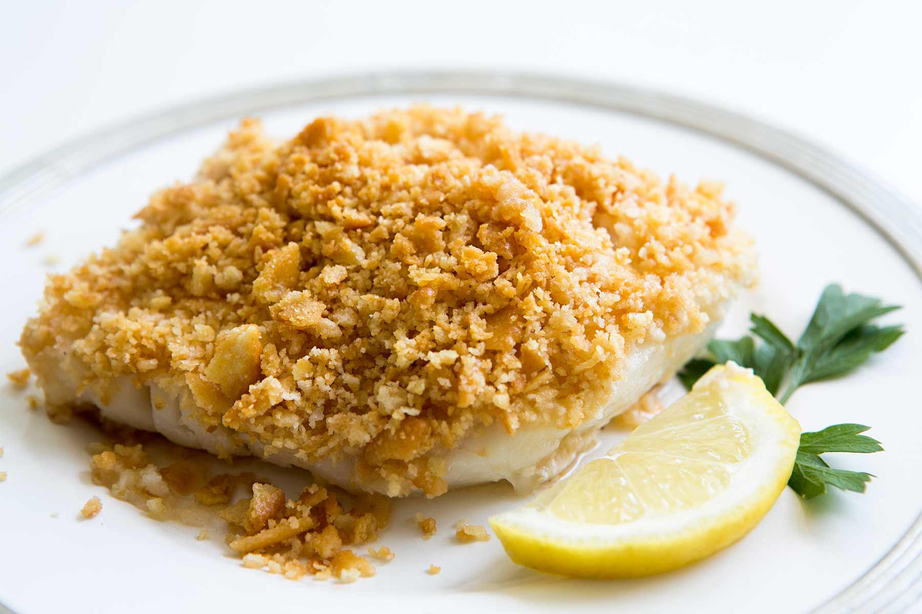 Bread Crumbs Recipe  baked cod fish recipes with bread crumbs
