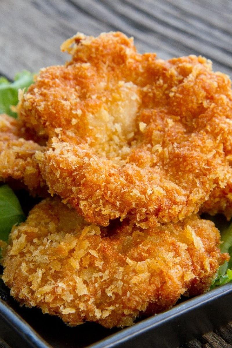 Bread Crumbs Recipe  Shrimp with Garlic Bread Crumbs