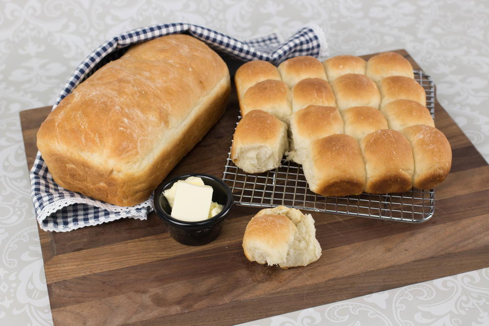Bread In A Bag Recipe  Ziptop Bread in a Bag