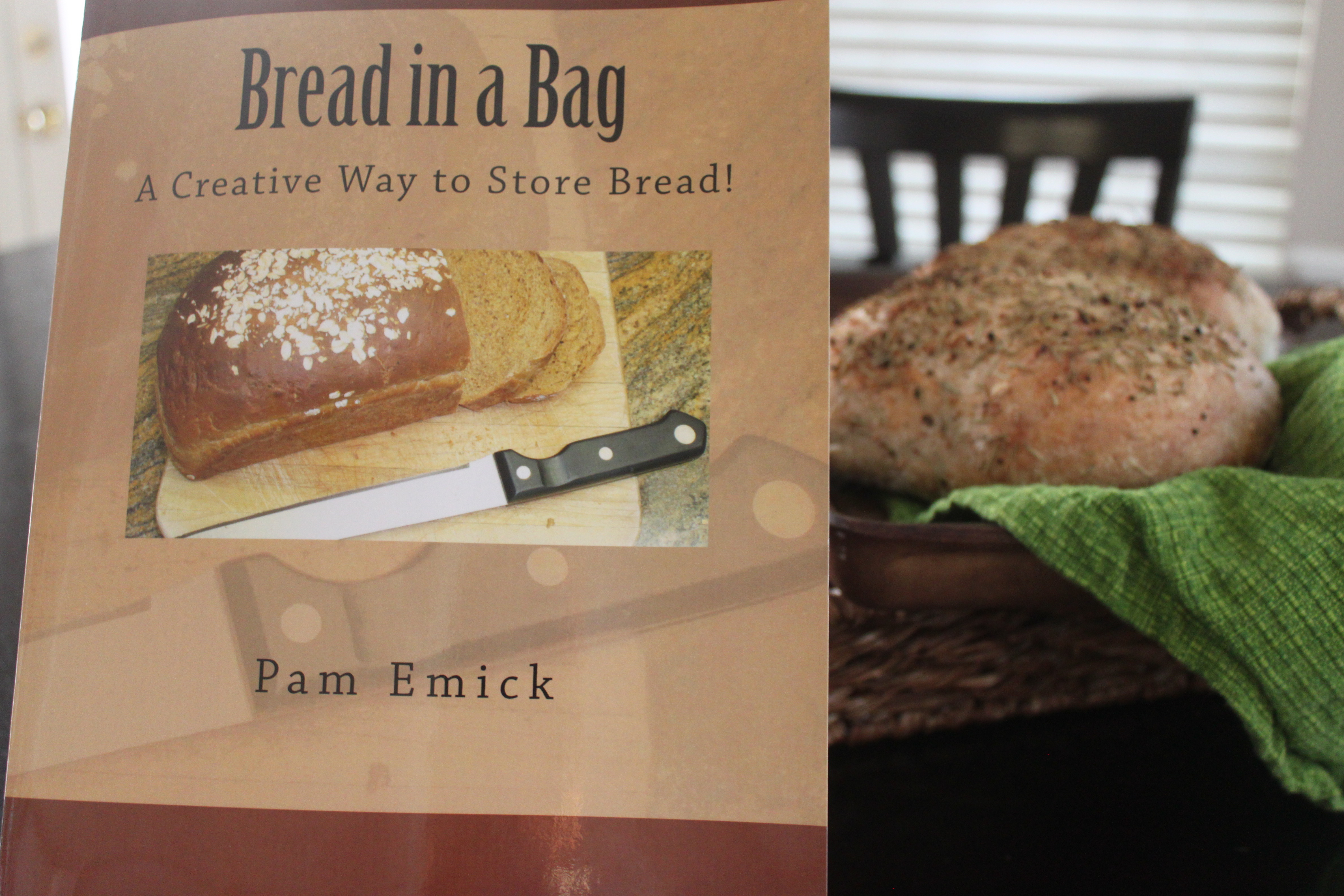 Bread In A Bag Recipe  Bread in a Bag