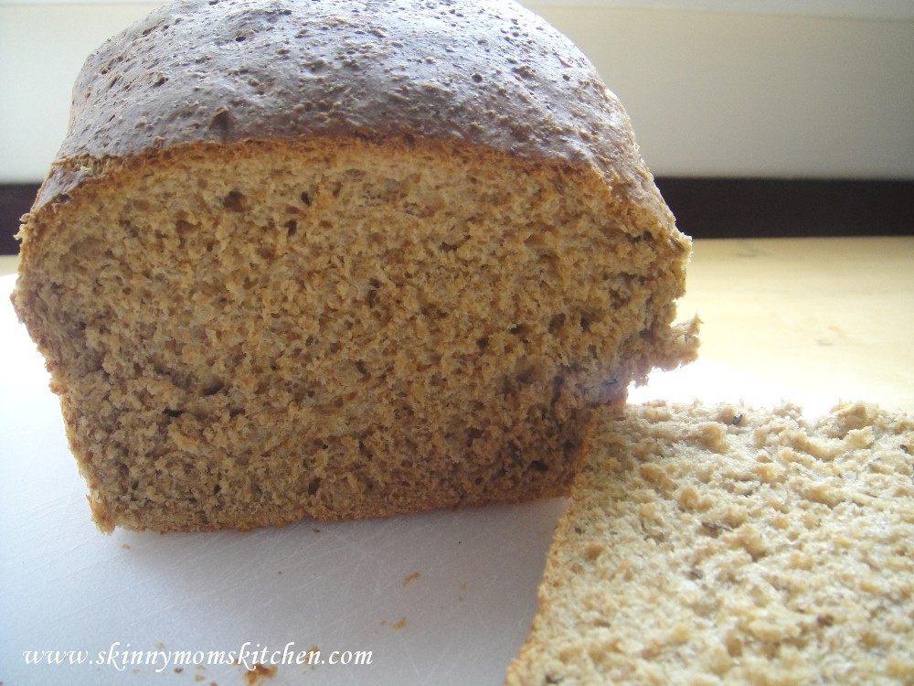Bread Machine Bread  Caraway Rye Bread Bread Machine to Oven Recipe Organize