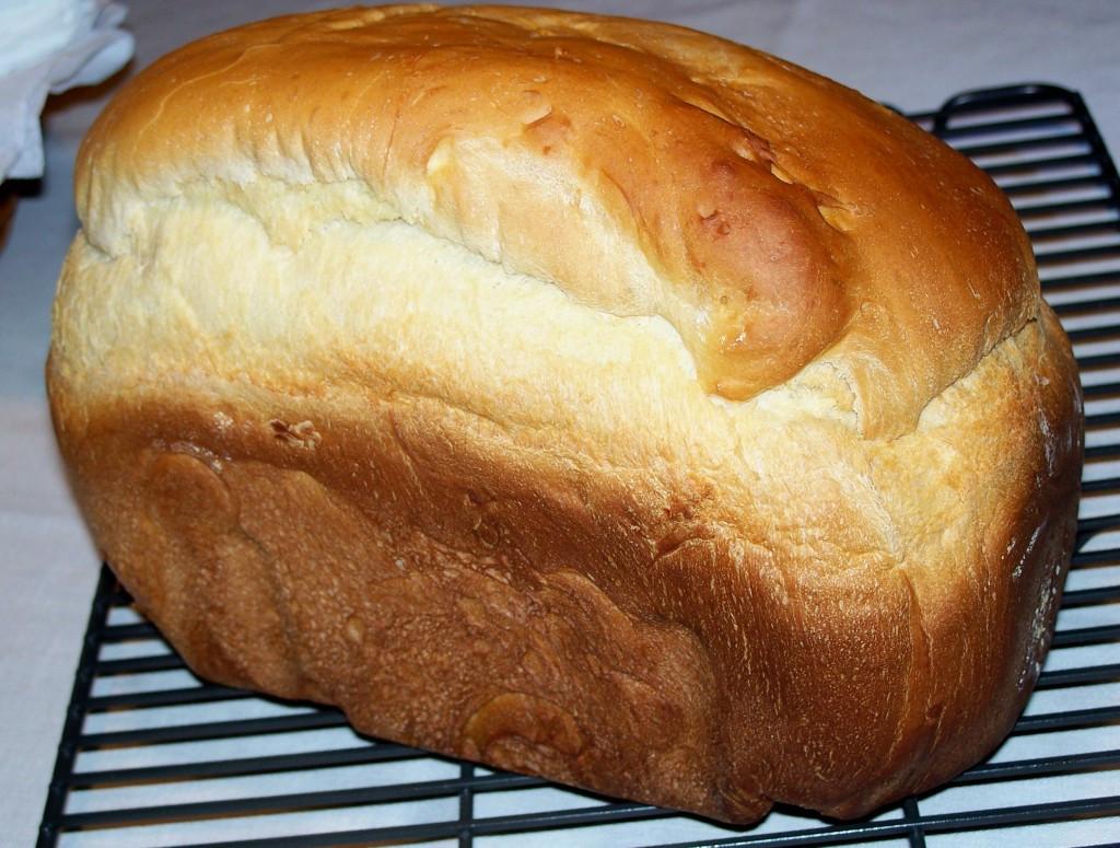 Bread Machine Bread  Hawaiian Bread in the Bread Machine