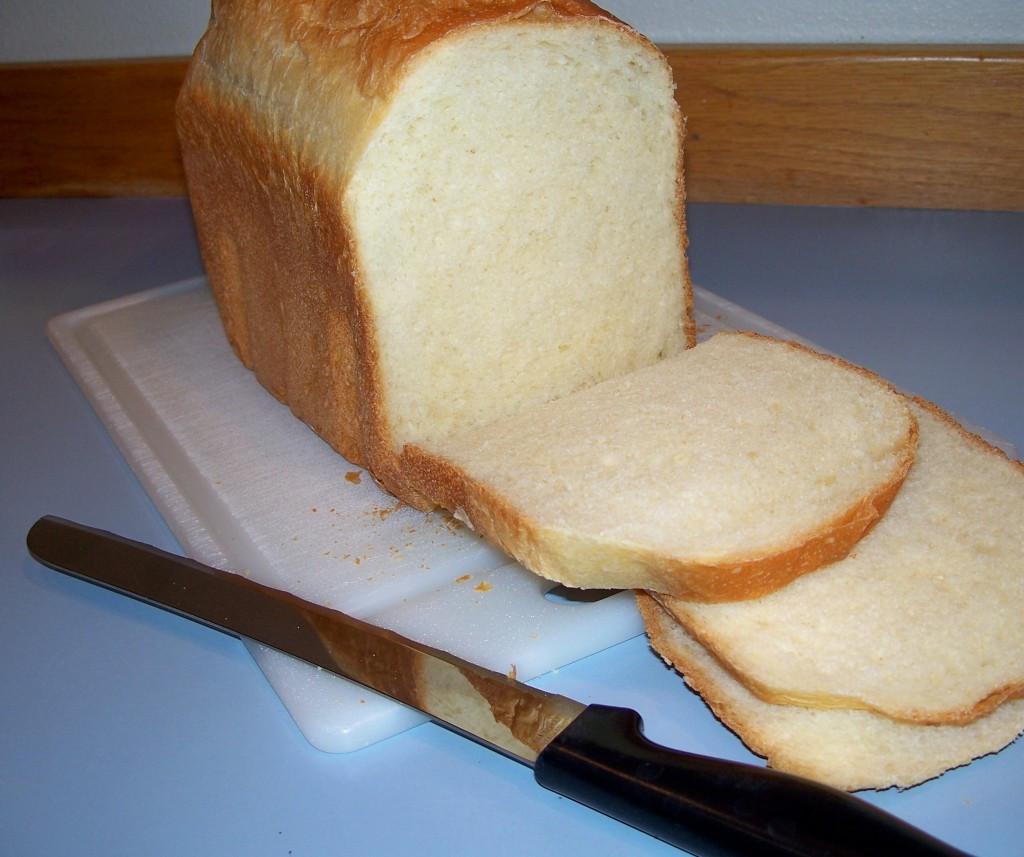 Bread Machine Bread  Egg Bread Recipe for the Bread Machine