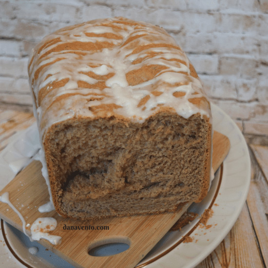 Bread Machine Cinnamon Bread  Cinnamon Bread Recipe Easy and Bread Machine Ready