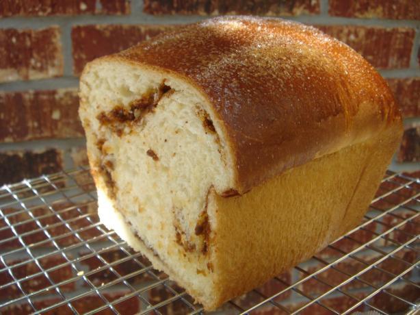 Bread Machine Cinnamon Bread  Cinnamon Swirl Raisin Bread For Bread Machine Recipe