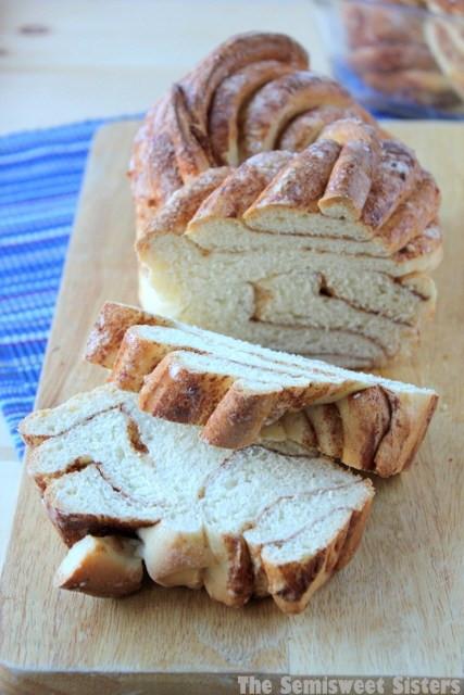 Bread Machine Cinnamon Bread  Bread Machine Cinnamon Twist Bread