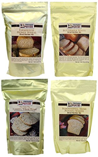 Bread Machine Mixes  Top Best 5 bread machine mix for sale 2016 Product
