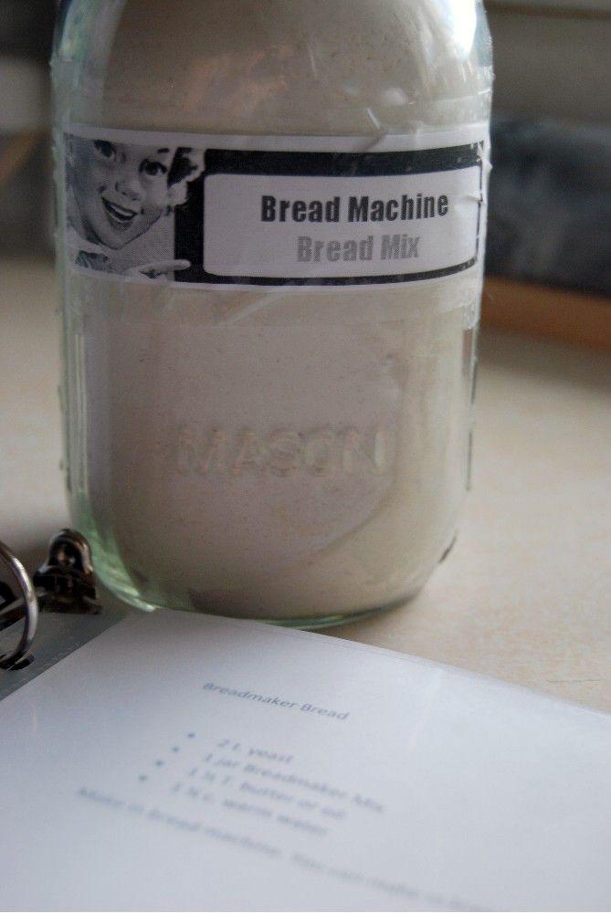 Bread Machine Mixes  Breadmaker Bread Mix Bread Machine Bread Mix