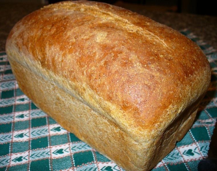 Bread Machine Wheat Bread  Multi Grain Bread Bread Machine or Conventional Recipe