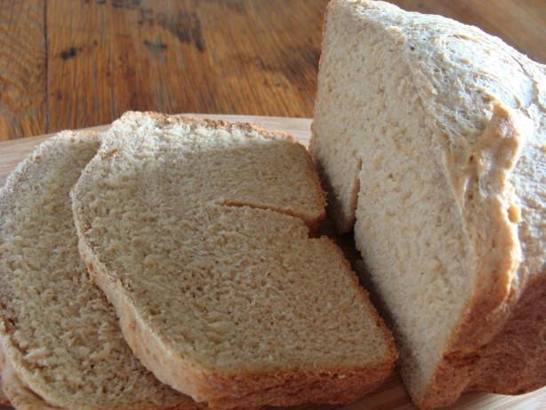 Bread Machine Wheat Bread  Bread Machine Honey Wheat Bread Recipe Food