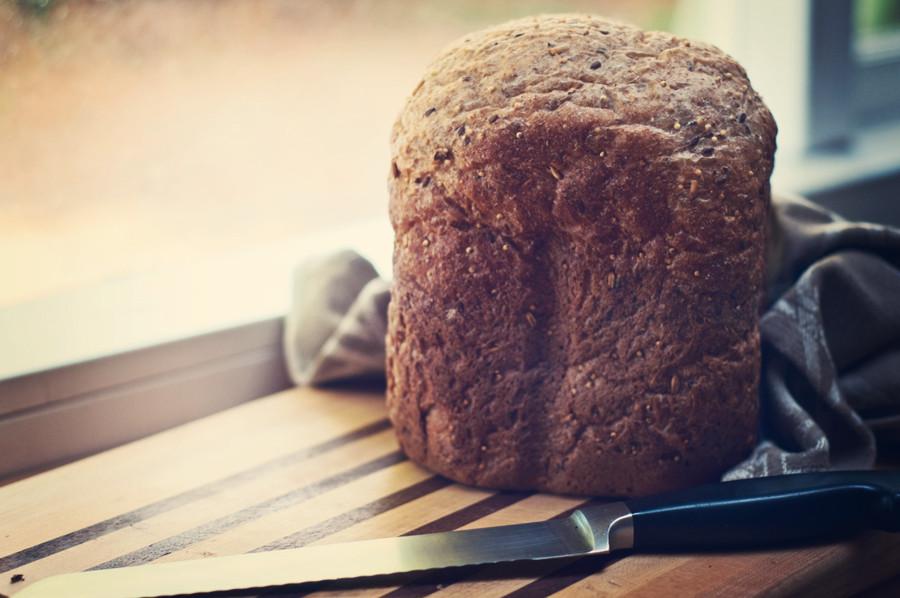 Bread Machine Wheat Bread  Whole Wheat Machine Bread