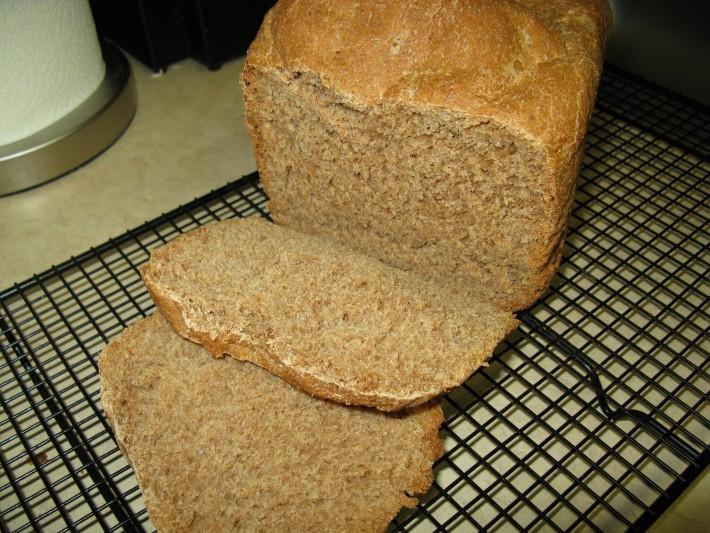 Bread Machine Whole Wheat Bread  Bread Machine Honey Whole Wheat Bread Tried and Tasty