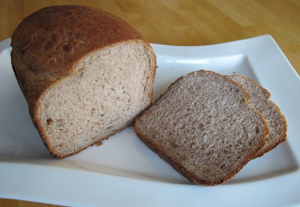 Bread Machine Whole Wheat Bread  Honey Banana Whole Wheat Bread Bread Machine Recipe Food