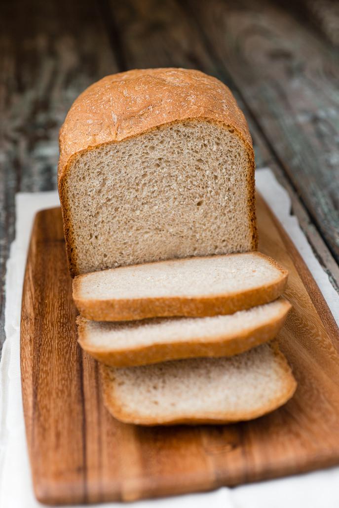 Bread Machine Whole Wheat Bread  Breadmaker 101 The Basic Guide for Using a Bread Machine