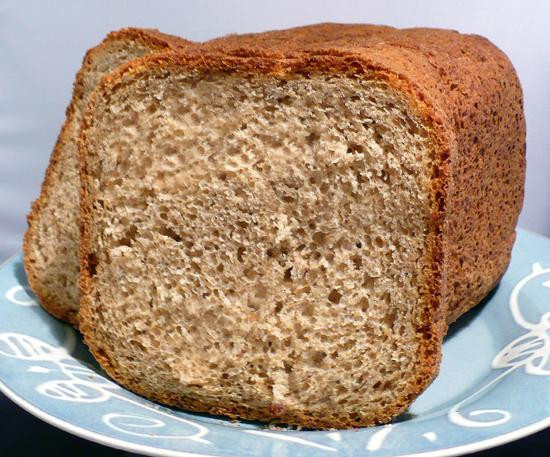 Bread Machine Whole Wheat Bread  Whole Wheat Bread Bread Machine Recipe Food
