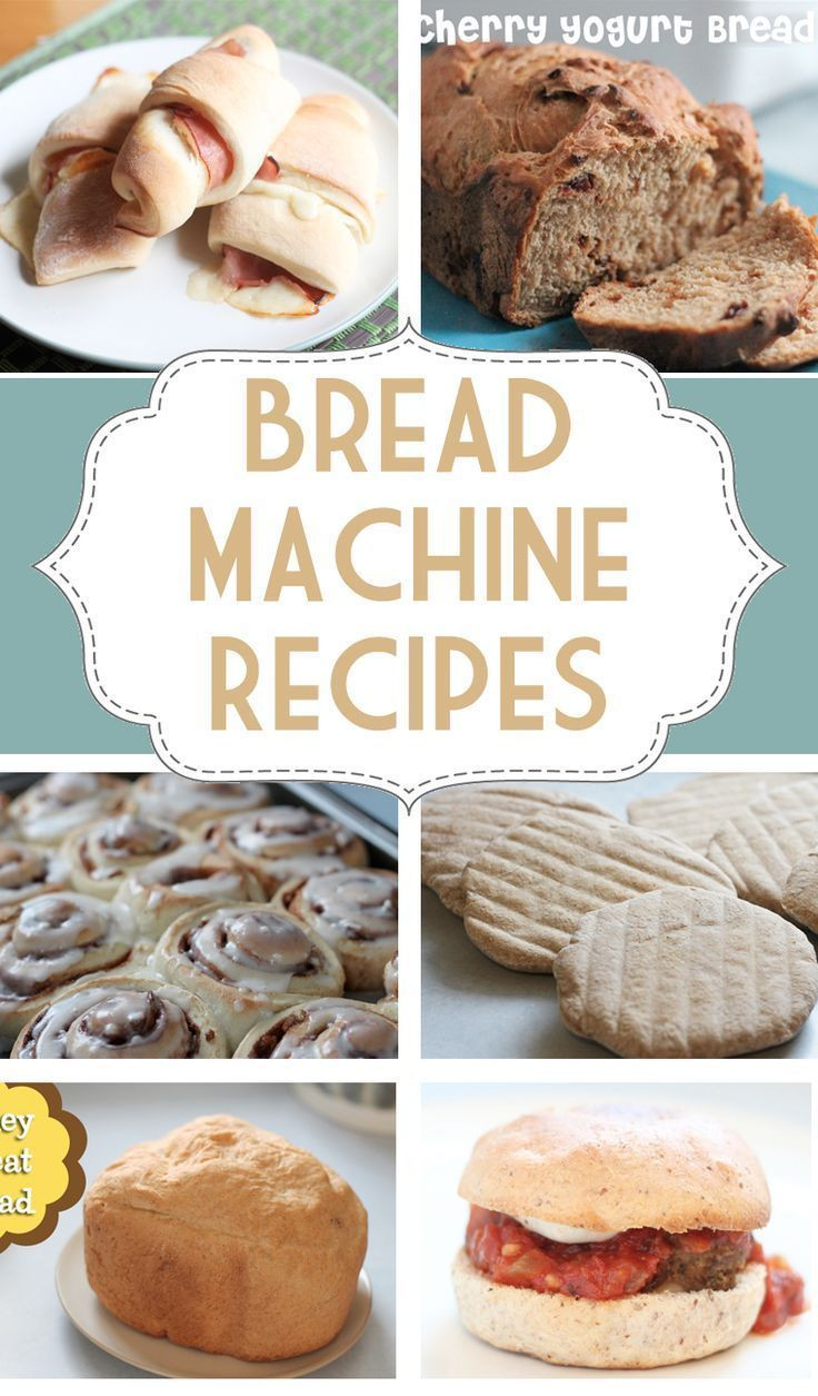 Bread Maker Machine Recipes  1000 images about Recipes Breadmachine on Pinterest