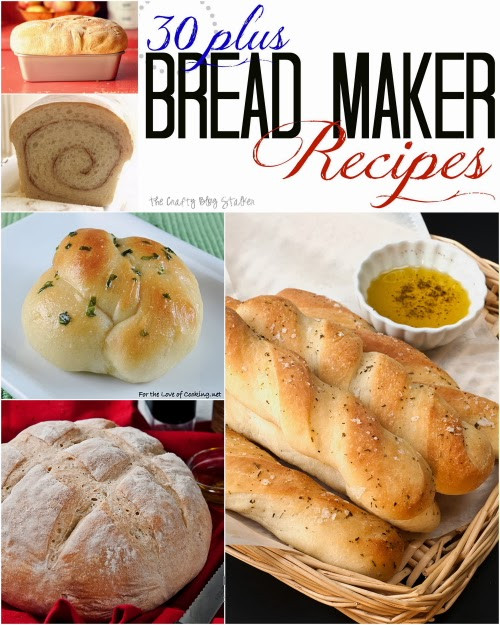 Bread Maker Machine Recipes  bread machine recipes pdf