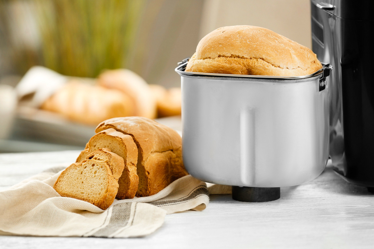 Bread Maker Machine Recipes  Basic White Bread Recipe for Bread Machines Dairy Free