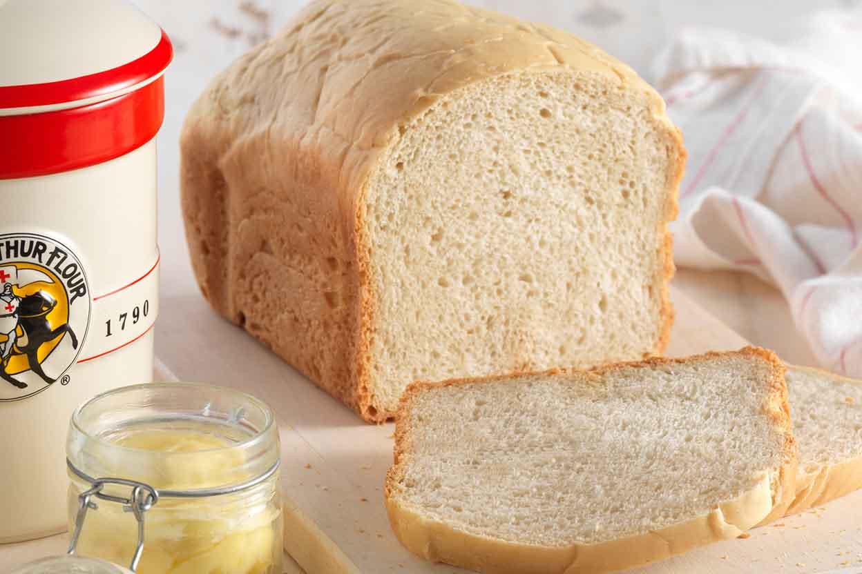 Bread Maker Recipe  Bread Machine Sourdough Bread Recipe