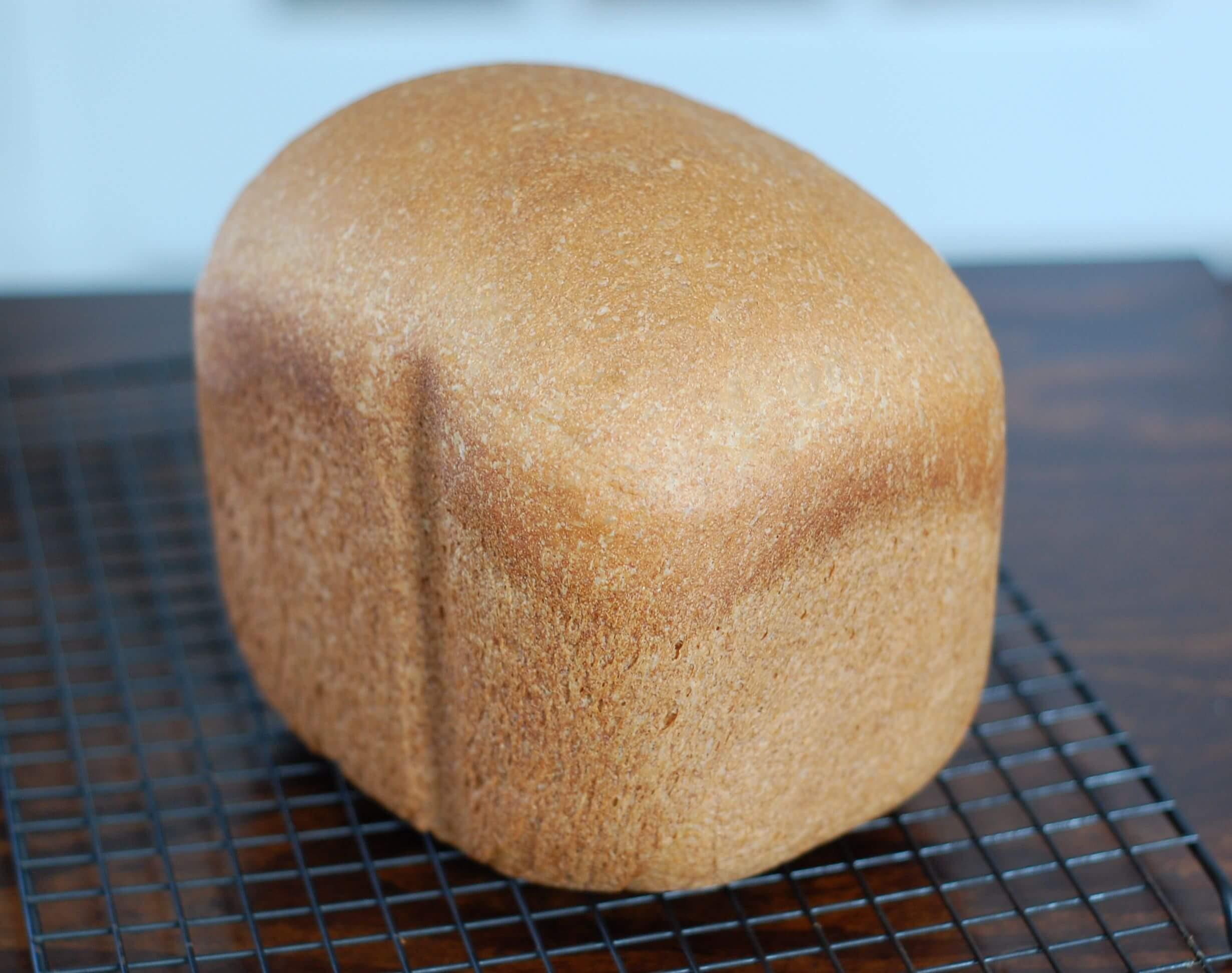 Bread Maker Recipe  Recipe Honey Whole Wheat Sandwich Bread for bread